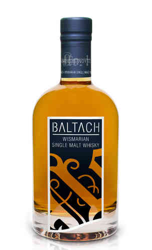 BALTACH Wismarian Single Malt Whisky, 0,7 l - ABFÜLLUNG MAI 2018